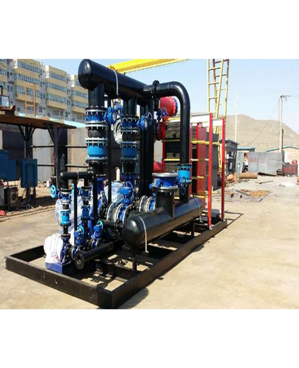 喀什管式换热器机组